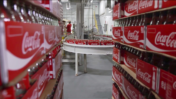 Solar Coca-Cola Seleciona Administrativo – Controle de Estoque