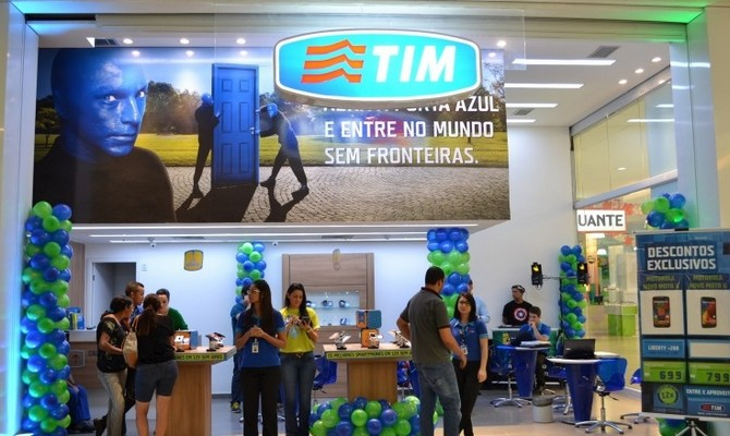 Rede de lojas TIM oferece nova oportunidade em Shopping