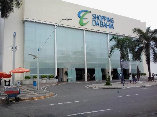 Oportunidade para Recepcionista no Shopping da Bahia