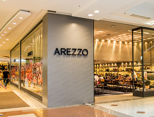 Arezzo oferece novas oportunidades em Salvador